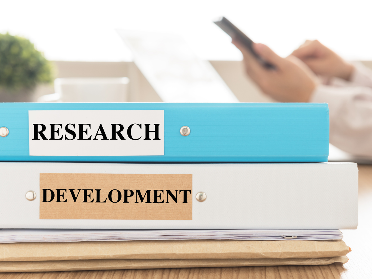 Research And Development Of Pharmaceutical Industry